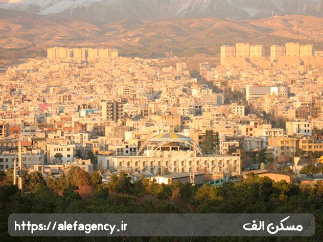 سعادت آباد یکی از اصیل ترین محلات تهران که قدمت شکل گیری آن به سال 1320 باز می گردد از بهترین نقاط برای سکونت و خرید مسکن است