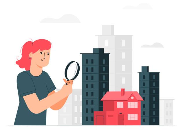 ملک و نوع مالکیت خود را در سامانه ثبت کنند