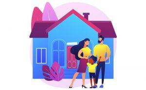 نوساز بودن یا کلنگی بودن بر قیمت رهن خانه در تهران تاثیر گذار است